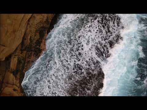 Test shot Polar Pro Polarizing Filter Freshwater Beach @ Sunset DJI Spark