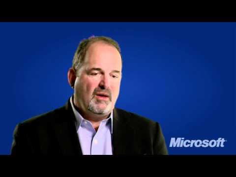 Microsoft CIO Tony Scott talks about The Distributed Workforce