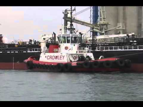 Pulse of the Port: Crowley Marine Services