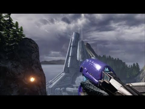 Halo 2 - Who's Shooting The Brute Plasma Rifle On Uprising?