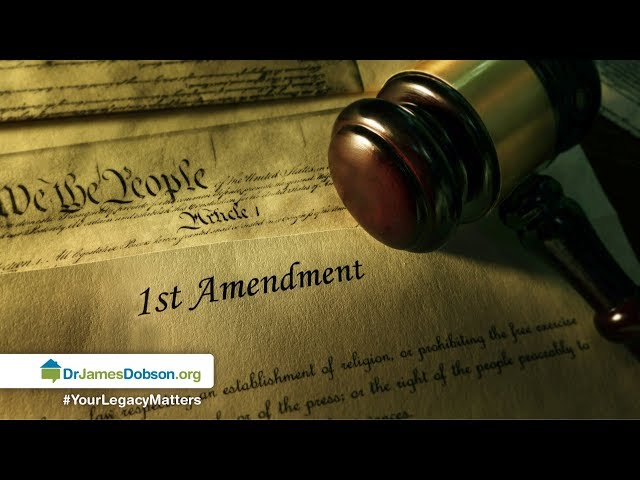 Victories for First Amendment Rights with Dr. James Dobson's Family Talk | 06/04/2019