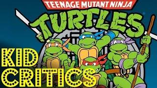 """Kid Critics: """"Teenage Mutant Ninja Turtles"""""""
