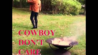 Sam Seeger - Cowboy Don't Care
