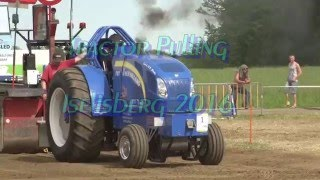 Tractor Pulling SM Iselisberg 2016 Tractor Power