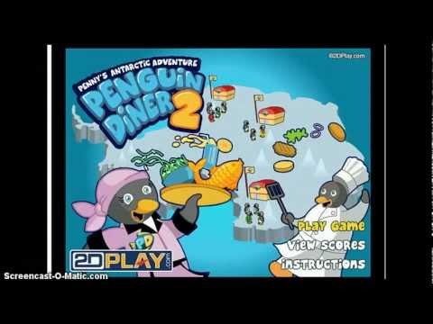 Penguin Diner 2 REVIEW !