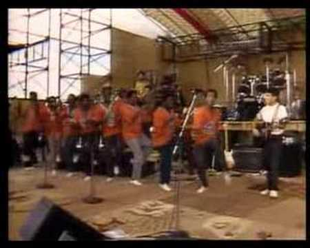 Paul Simon: Township jive, zimbabwe 1987 | graceland