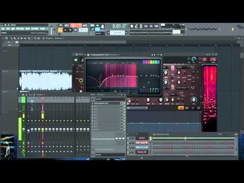How To Remove Vocals : Mid-side Resynthesis Tutorial Using FL 12 Harmor