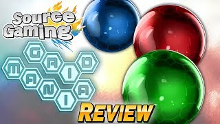 Grid Mania (Switch) - Review