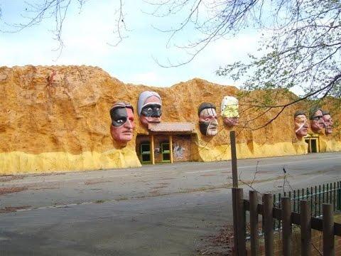 American Adventure Theme Park (UK) 1997
