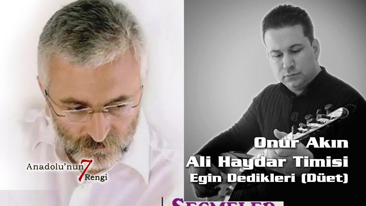 Onur Akın & Ali Haydar Timisi - Eğin Dedikleri (Official Video - Türkü)  [© 2020 Soundhorus]