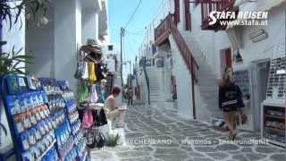 Gambar cover STAFA REISEN Video: Mykonos, Griechenland