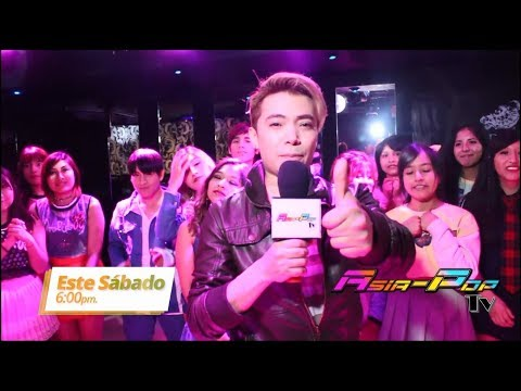 ASIA-POP TV EN WILLAX PROGRAMA COMPLETO (30-12-2017)