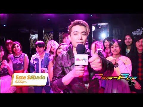ASIA-POP TV EN WILLAX PROGRAMA COMPLETO (30-12-2017)