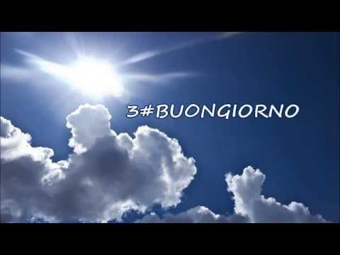 3BUONGIORNO Raggio di sole- Buongiorno amore