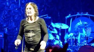 Ozzy Osbourne-  Iron Man (Live @ Messecenter Herning)
