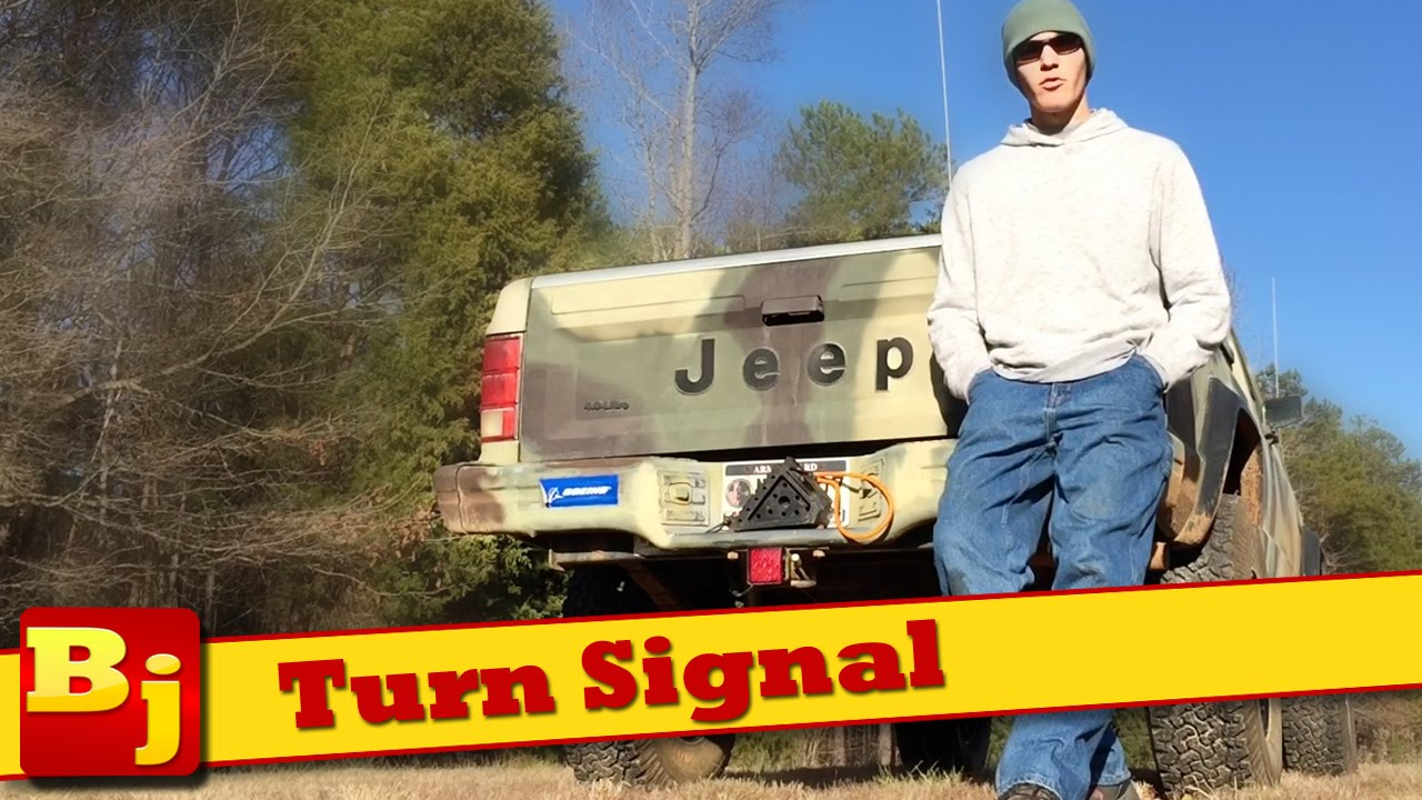 How To Replace A Turn Signal Socket