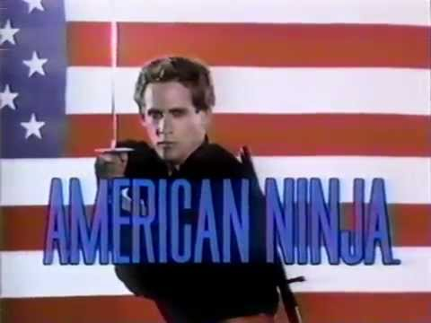 American Ninja 1985 TV trailer