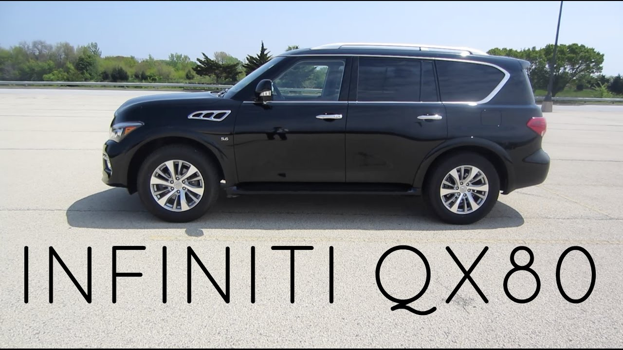 2017 Infiniti Qx80 Suv Full Review And Test Drive