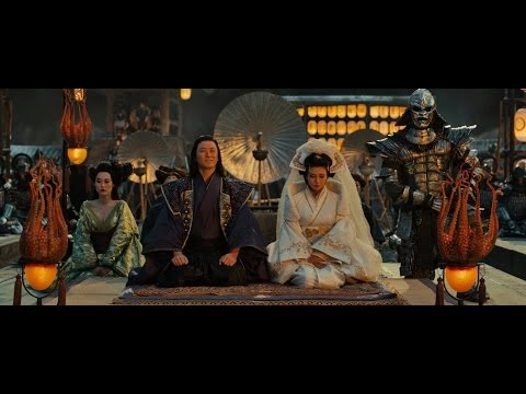 2013 47 Ronin -  Behind the scenes Part 2