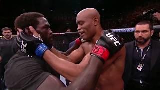 UFC 237׃ Каннонье vs Силва - Слова после боя