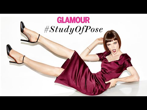 How to Pose Like a Supermodel, Courtesy of Coco Rocha And Zac Posen. And Jay Manuel – Glamour
