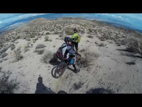 Art Johnson Mountain Bike Trail - Palm Canyon, Palm Springs