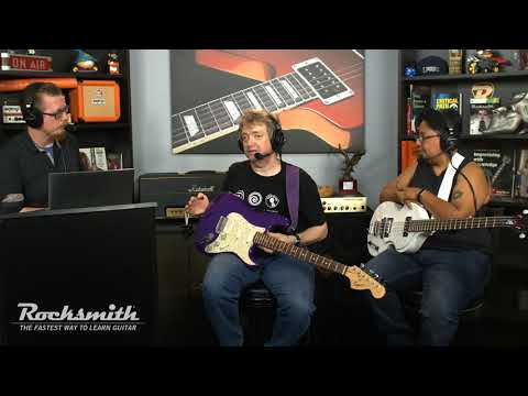 """Rocksmith Remastered - """"Highway To Oblivion"""" By DragonForce - Live From Ubisoft Studio SF"""