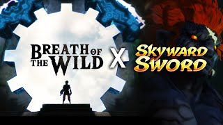 Skyward Sword Connections in Breath of the Wild 2
