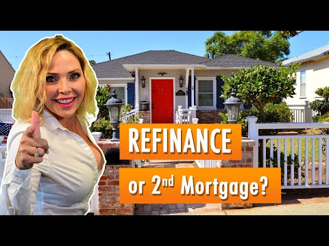 should-you-refinance-and-cash-out-or-get-a-2nd-mortgage
