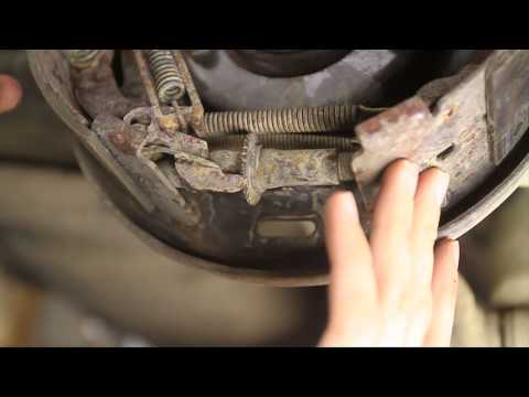 How To Adjust Your Drum Brakes