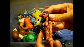 What's in the box: Random Pokemon Toys #2 AND Random action figures #3 (MIXED BOX)