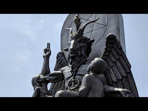 Satanic Statue Appears in Arkansas