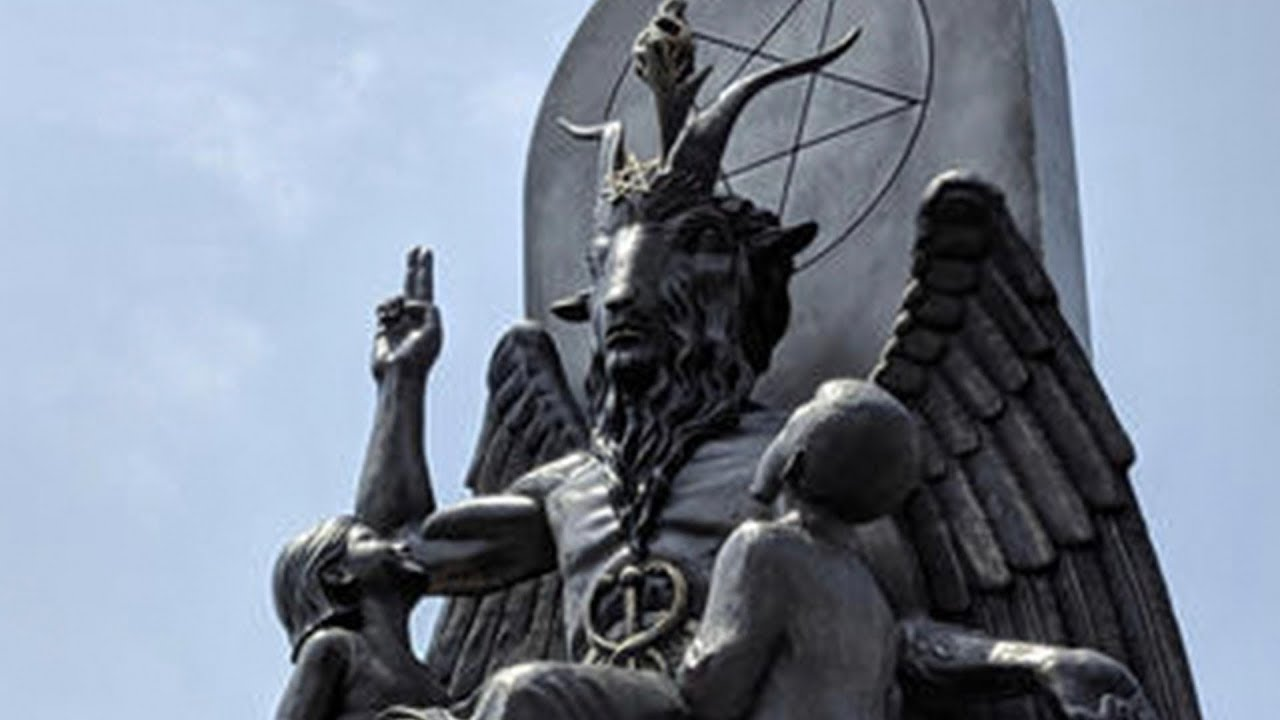 Satanic Statue Appears in Arkansas
