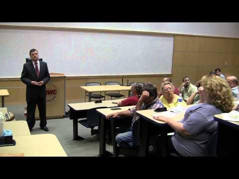 US Representative Tom Cole Town Hall Meeting Norman OK 2011