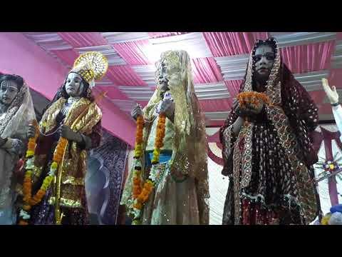 Shri Raghuvar komal kamal nayan ko pahnao jaimala। श्री राम विवाह भजन। झांकी। bhajan-raghav ji
