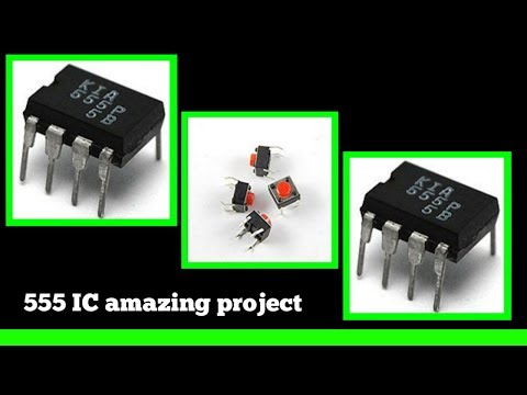 555 IC hometoosl using ideas project