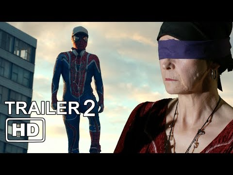 Spider-Man 2: Another World Official Trailer #2 (Fan-film) - Spider-Man: Lost Cause 2