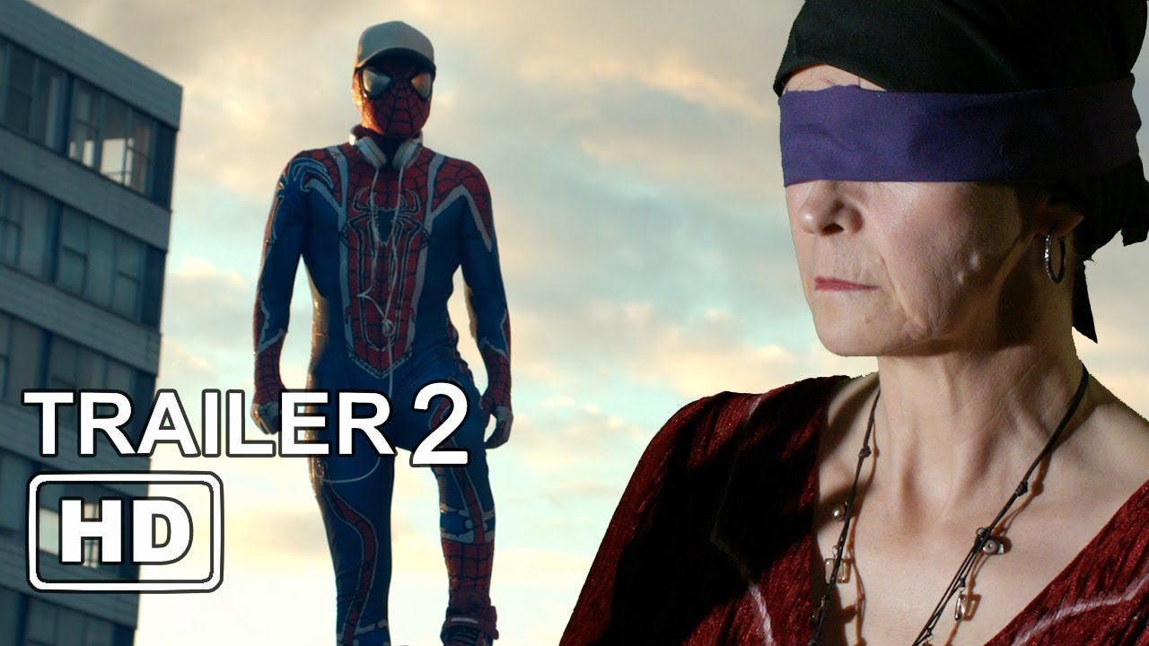 spider-man 2: another world official trailer #2 (fan-film) - spider