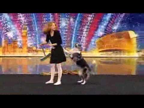 Chó biết nhảy múa cùng chủ - Cho biet nhay mua cung chu.flv