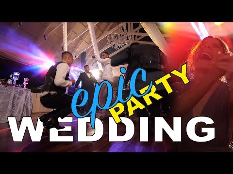 Epic Wedding Party | FeiyuTech a2000 and GH5