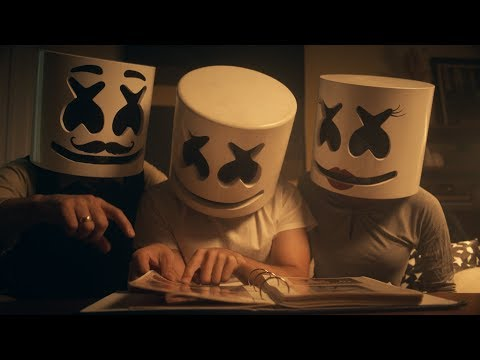 Marshmello - Together (Video Musik Resmi)