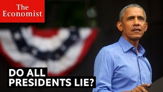 The truth about lies | The Economist