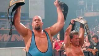 The Big Show+Jericho's theme Chipmunk Version