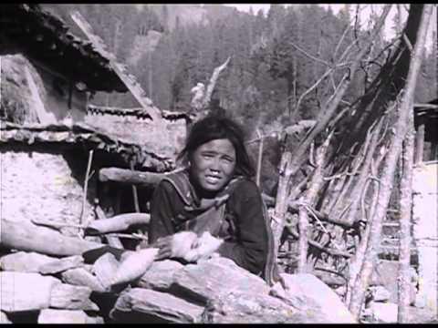 24 - Nepal, Jumla and Dolpo? 1966. B&W, silent