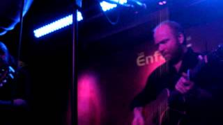Antimatter - Acoustic in Barcelona - Uniformed and Black