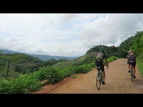 CYCLING THAILAND #ThisIs30 | Chiang Mai, Thailand (The Avocado Loop)