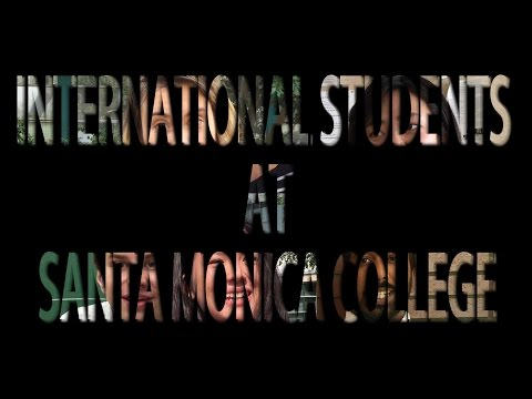 Santa Monica College - International Students