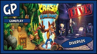 Gameplay: Crash Bandicoot N Sane Trilogy PC
