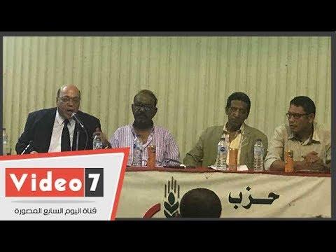 أدباء ومثقفون يطلقون منتدى الشعر المصري بحزب التجمع  - 16:22-2018 / 7 / 17