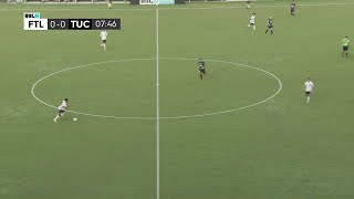 Ricky Lopez-Espin with a Goal vs. FC Tucson